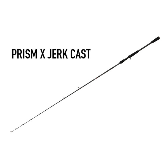 Fox Rage Prism X Jerk Casting