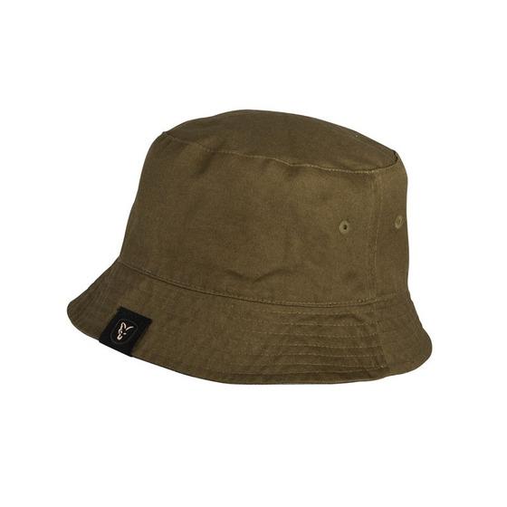 Fox Reversible Bucket Hat – Camo/khaki