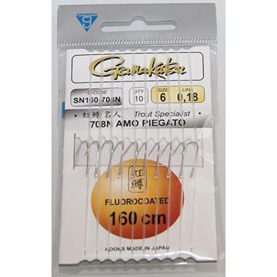 Gamakatsu Forelle A1-Hard LS 708N