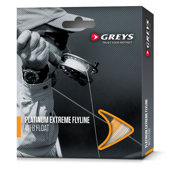 Greys Platinum Extreme Fly Lines