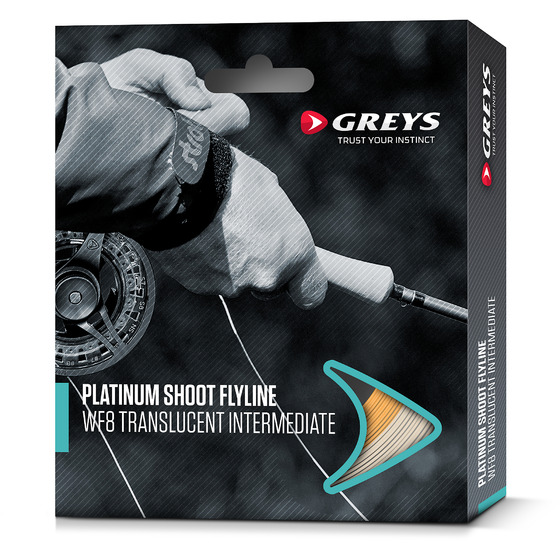 Greys Platinum Shoot Fly Lines