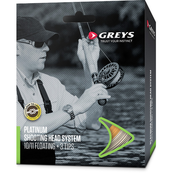 Greys Platinum Shooting Head System