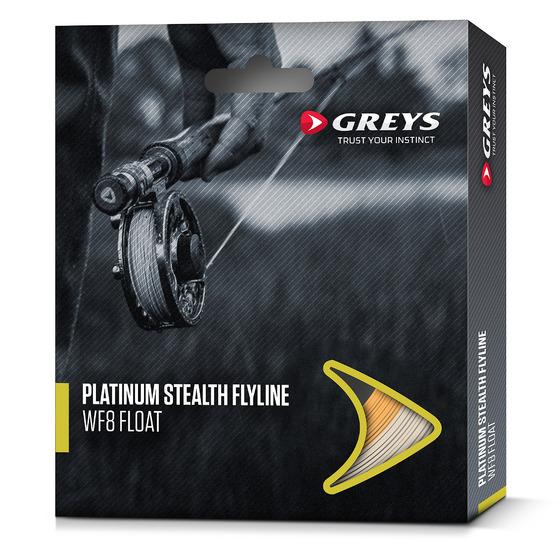 Greys Platinum Stealth Fly Lines