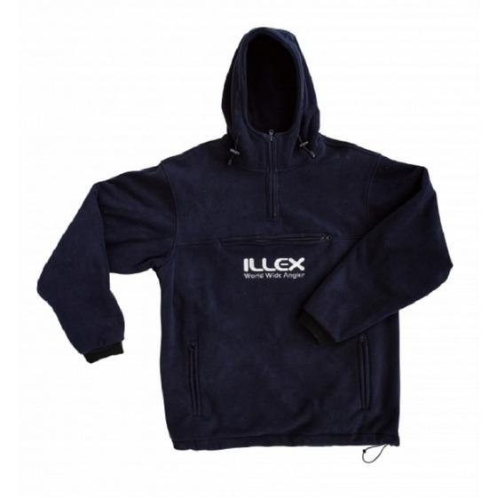 Illex Fleece Hooded Top