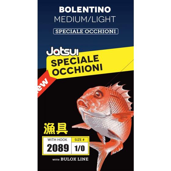 Jatsui Bolentino Medium-light Speciale Occhioni