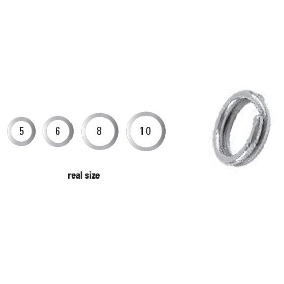 Jatsui Split Ring Xx