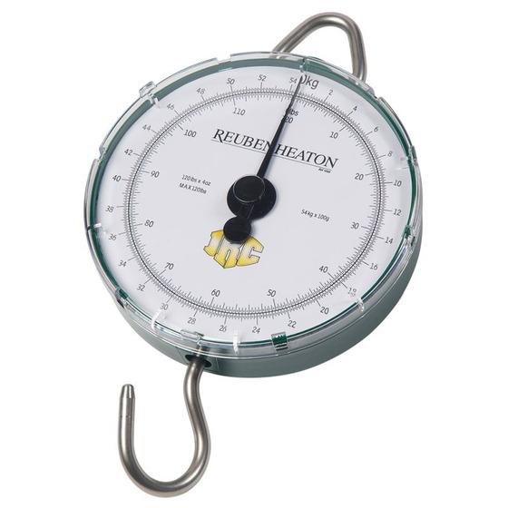 JRC Reuben Heaton Scales 120lb