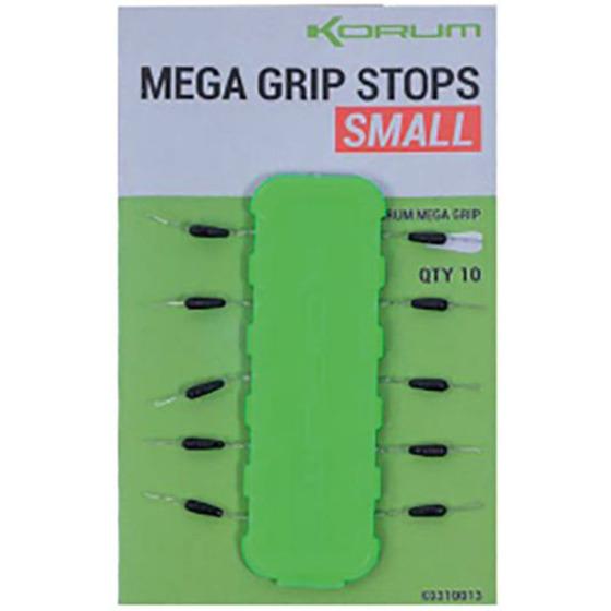 Korum Mega Grip Stops Small