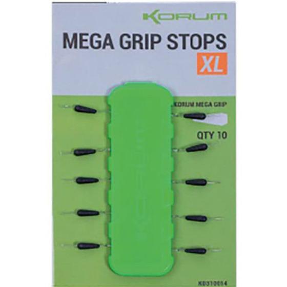 Korum Mega Grip Stops XL