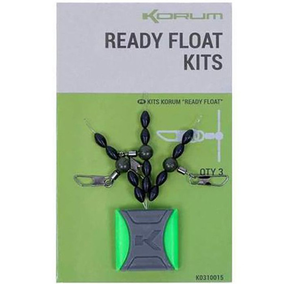 Korum Ready Float Kit
