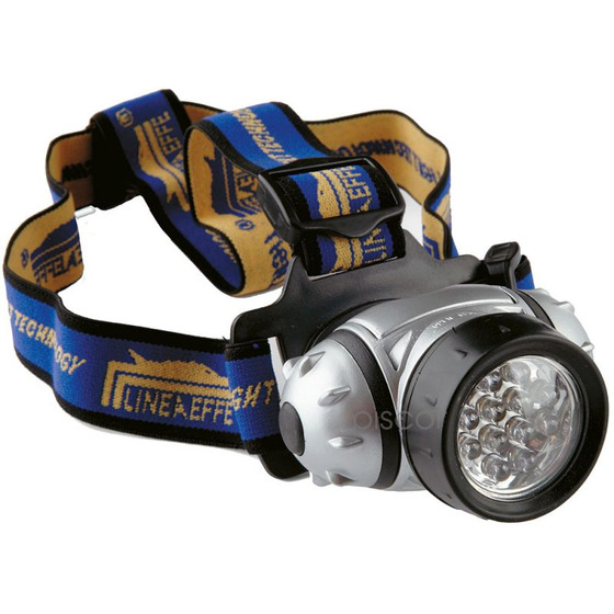 Lineaeffe Luz Frontal 12 Luces Led