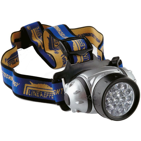 Lineaeffe Luz Frontal 19 Luces Led