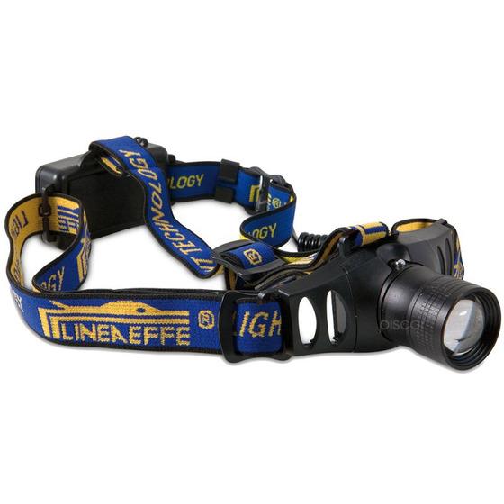 Lineaeffe Luz Frontal 3 Watt Led Zoom