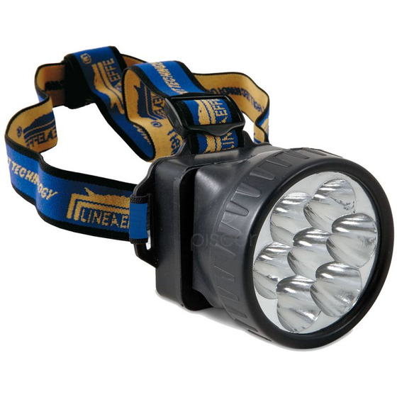 Lineaeffe Luz Frontal 7 Luces Led