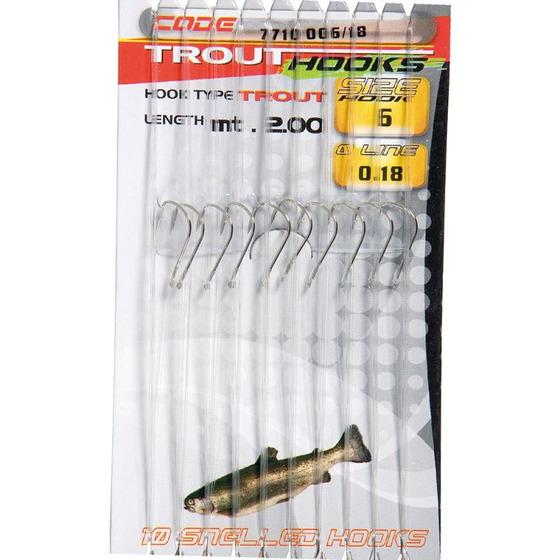 Lineaeffe Trout Hooks