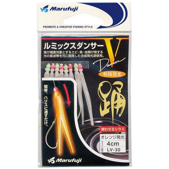 Marufuji Strip Sintetico Luminoso Luminous Bait
