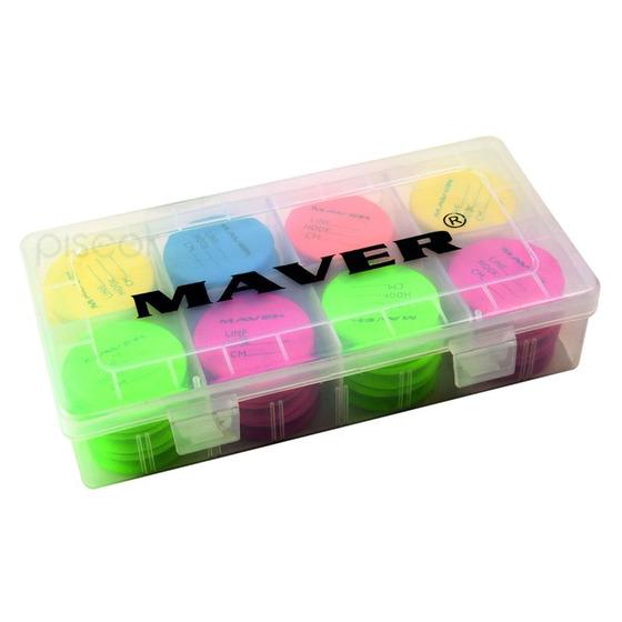Maver Caja Cilindros 4 Cm