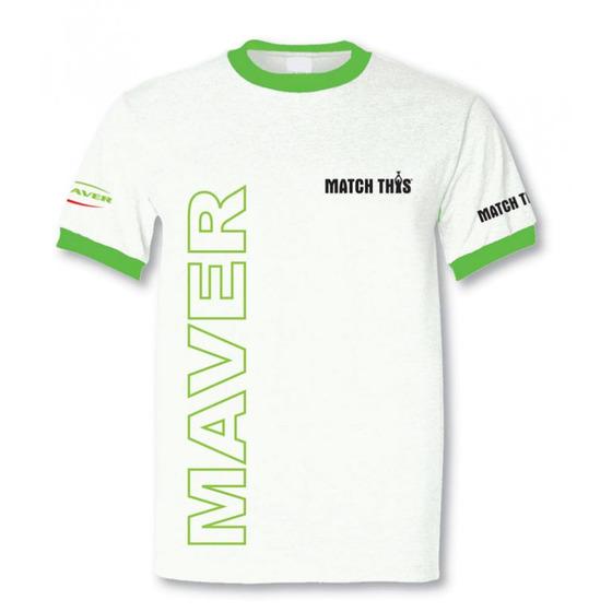 Maver T-Shirt Outline