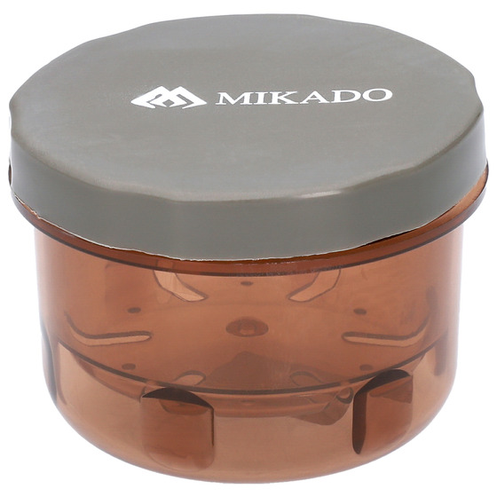 Mikado Containerglug Pot For Bait Dipping