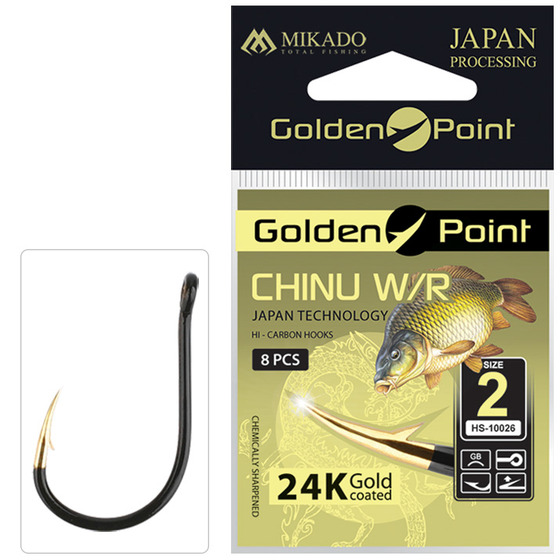 Mikado Golden Point Chinu W/r