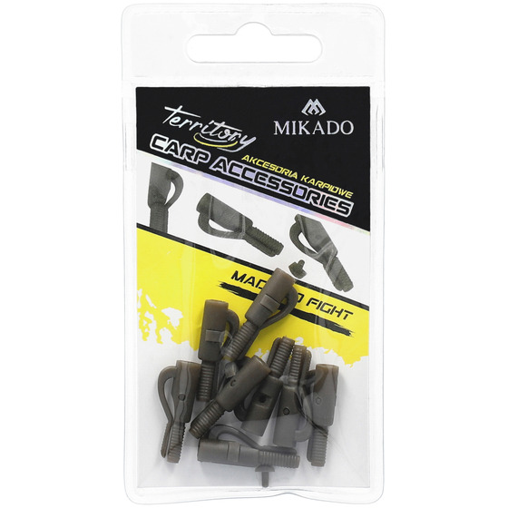 Mikado Safety Clipfor Lead With Plug