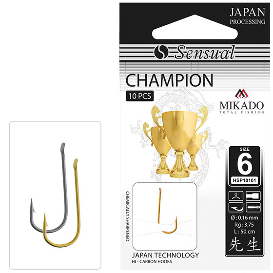 Mikado Sensual Champion