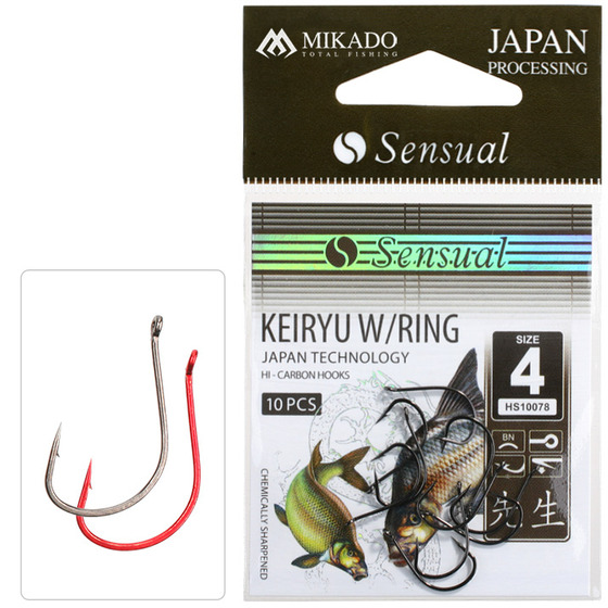 Mikado Sensual Keiryu W/ring