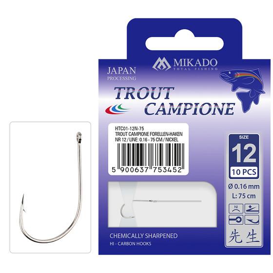 Mikado Trout Campione