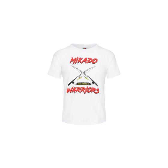 Mikado Tshirt With Overprint