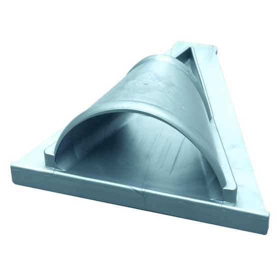 MK4 Triangle en Caoutchouc Silver