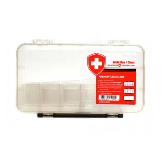 Moncross Switzerland Tackle Box Mc 156 Wb