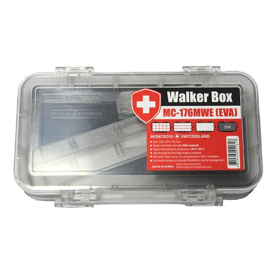 Moncross Switzerland Tackle Box Mc 176 Mwe