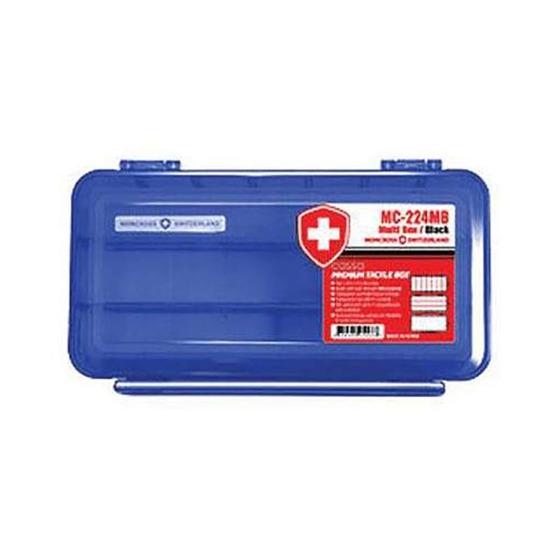 Moncross Switzerland Tackle Box Mc 224 Mb