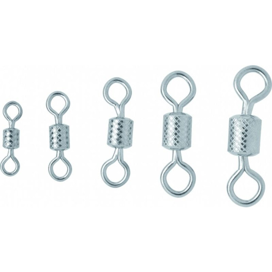 Pezon - Michel Hammered Rolling Swivel