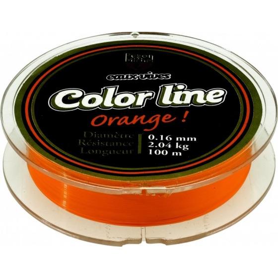 Pezon - Michel Nylon Eaux Vives Color Line Orange