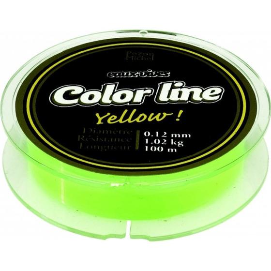 Pezon - Michel Nylon Eaux Vives Color Line Yellow