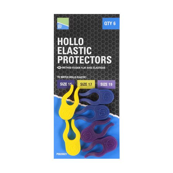 Preston Hollo Elastic Protectors
