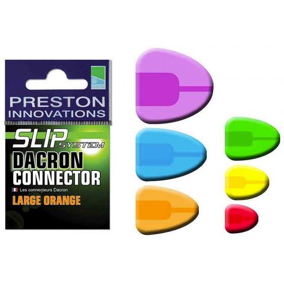 Preston Slip Dacron Connector