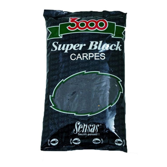 Sensas 3000 Super Black Carpes