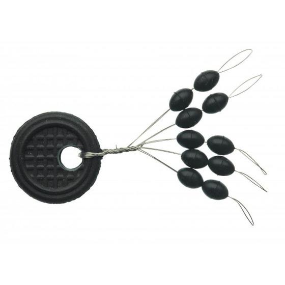 Sensas Black Line Stopper Oval