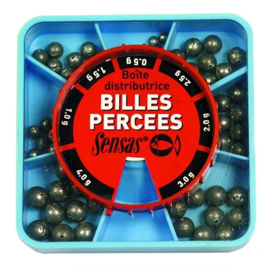 Sensas Drilled Bullets Dispenser Box