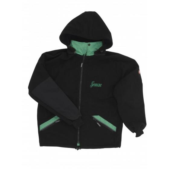 Sensas Hooded Windstopper Jacket