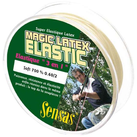 Sensas Magic Latex Elastic Soft 700