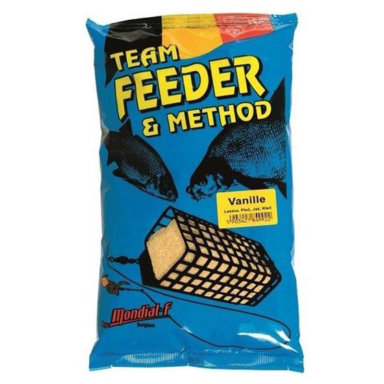 Sensas Mondial F Method and Feeder