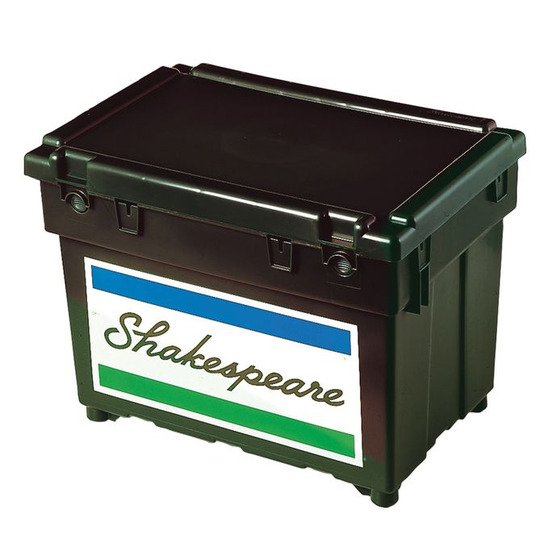 Shakespeare Team Seat Box