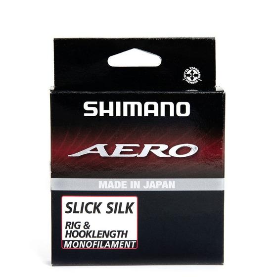 Shimano Aero Slick Silk Rig and Hooklength