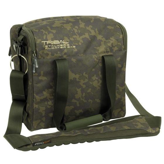 Shimano Tribal XTR Stalker and Floater Bag