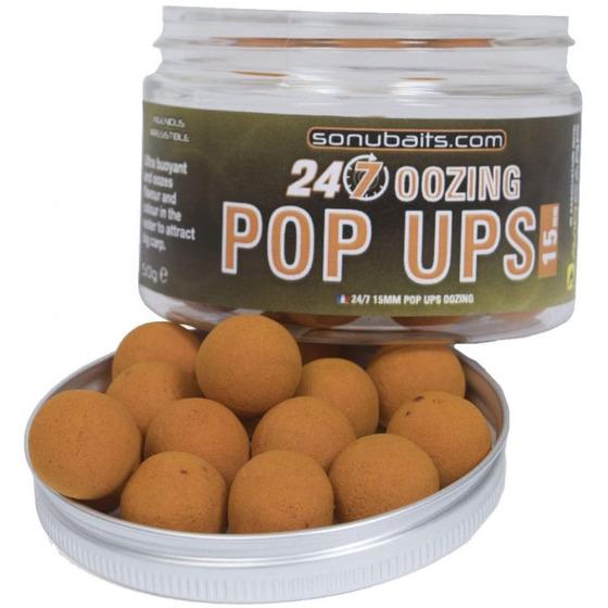Sonubaits 24-7 Oozing Pop Ups