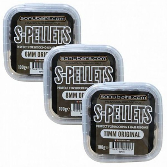 Sonubaits S-Pellets Original