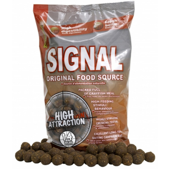 Starbaits Concept Boilies Signal